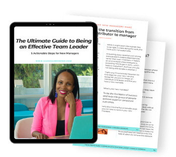 The Ultimate Guide to Being an Effective Team Leader